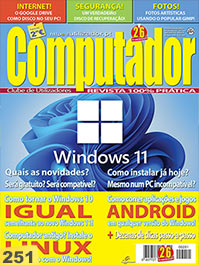 Alguns Artigos Da COMPUTADOR N.º 251